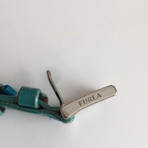 Furla leather belt